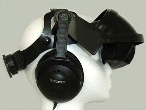 Vr Hmd Pro 3d Virtual Reality Head Mounted Display